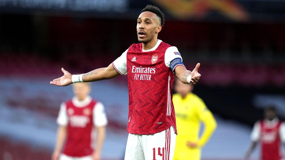 Pierre-Emerick Aubameyang - FC Arsenal