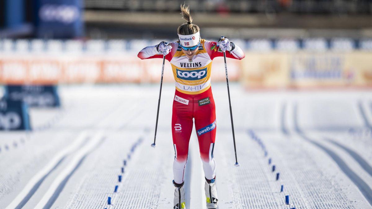 Therese Johaug - Norwegen