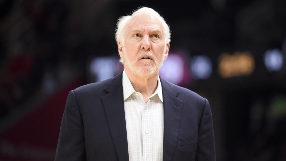 Gregg Popovich (San Antonio Spurs)