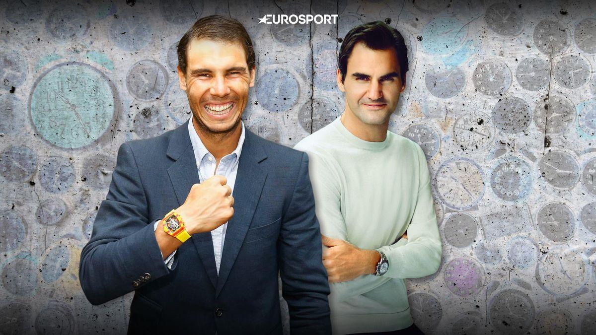 Федерер, Надаль и другие топы носят часы на 2,5 млн евро. Аксессуары вывели теннис на новый уровень