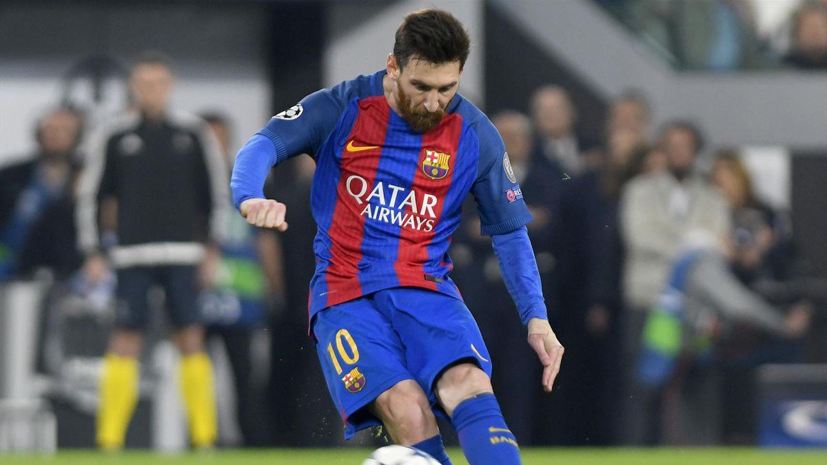 Lionel Messi hat seinen vierten Goldenen Schuh gewonnen