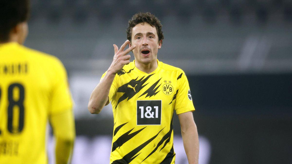 Thomas Delaney - Borussia Dortmund