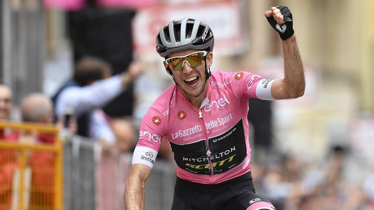 Simon Yates, Giro d'Italia