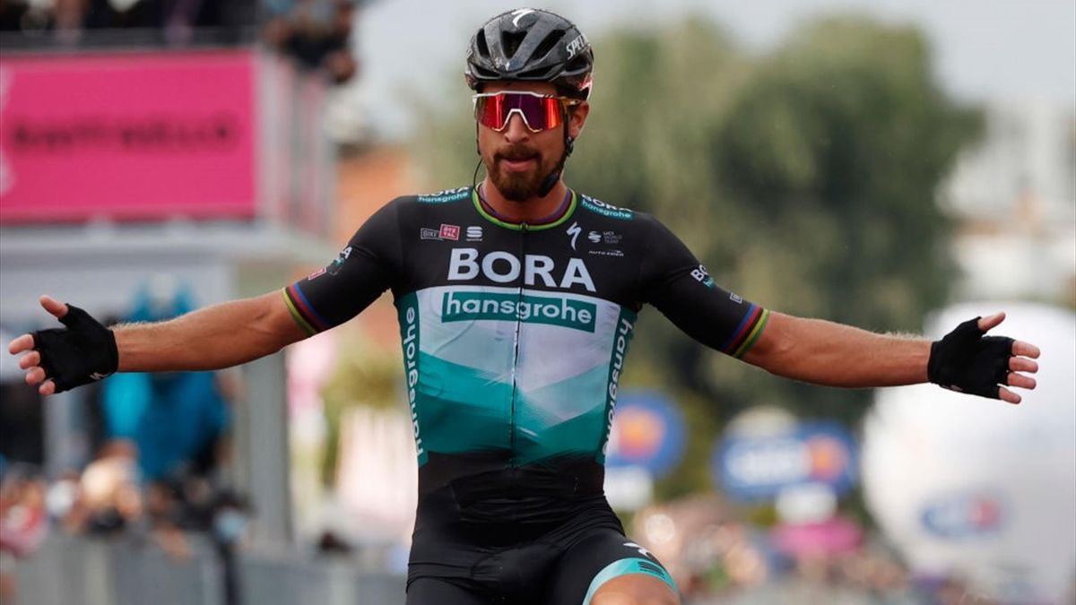 Peter Sagan - Giro d'Italia 2020, stage 10 - Getty Images