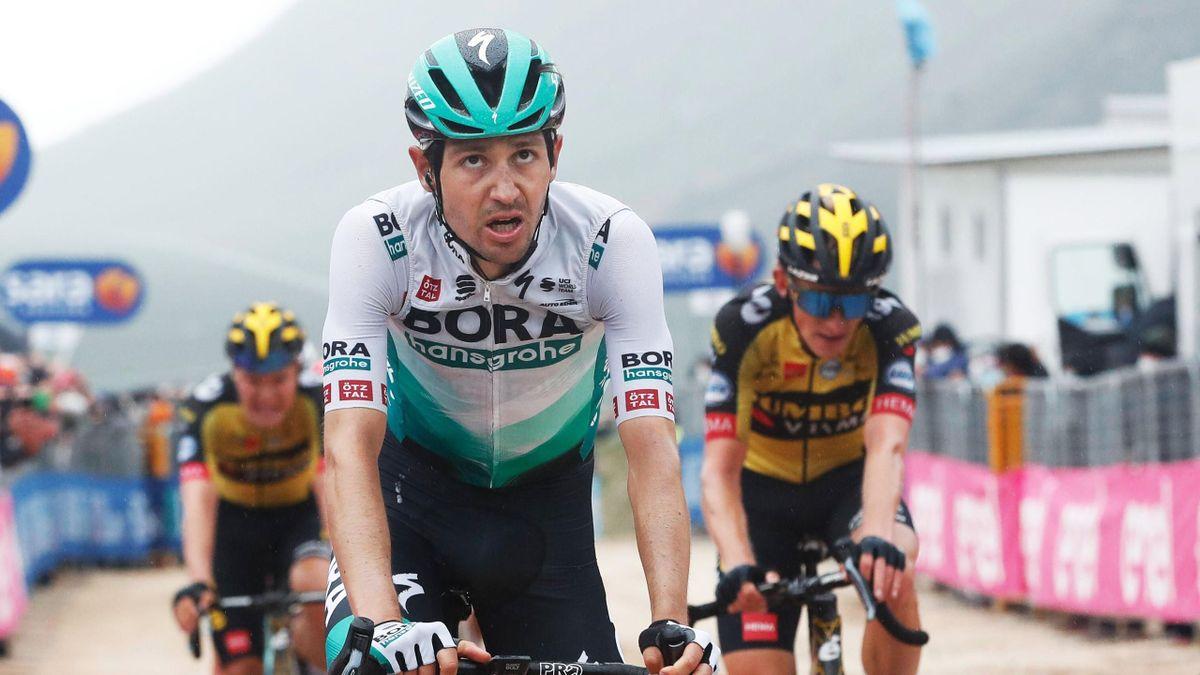 Emanuel Buchmann beim Giro d'Italia 2021