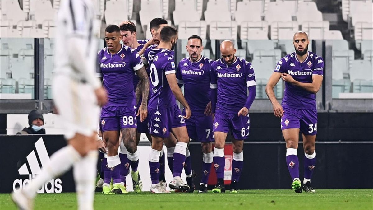 Vlahovic - Juventus-Fiorentina - Serie A 2020/2021 - Getty Images