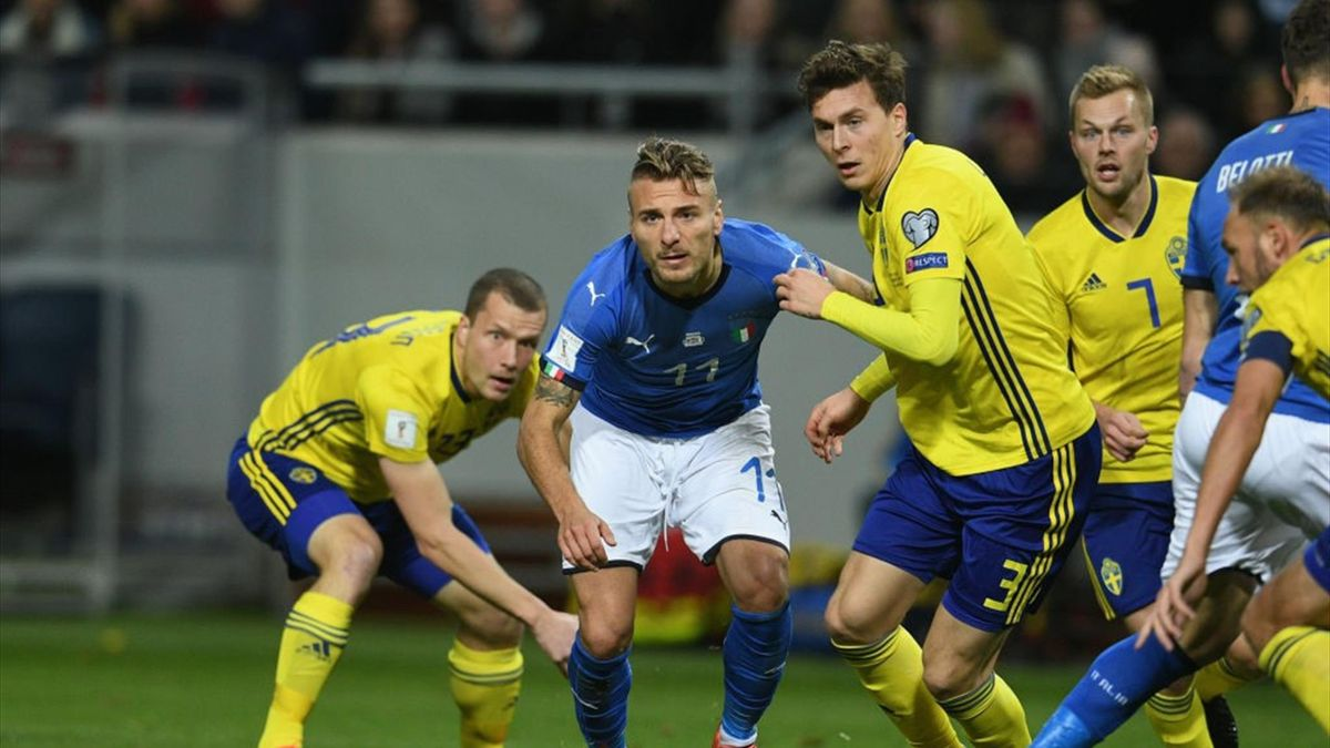 Svezia Italia In Diretta Tv E Live Streaming Eurosport