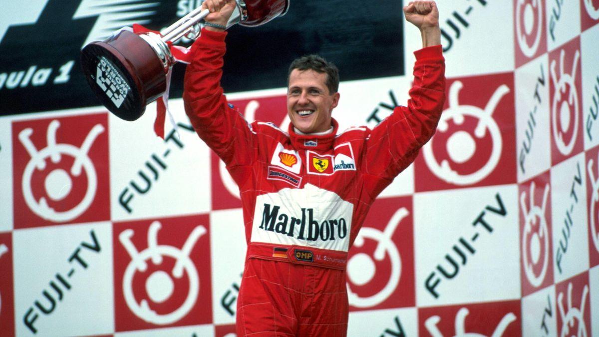 Formula 1   Michael Schumacher, fostul pilot de la Ferrari