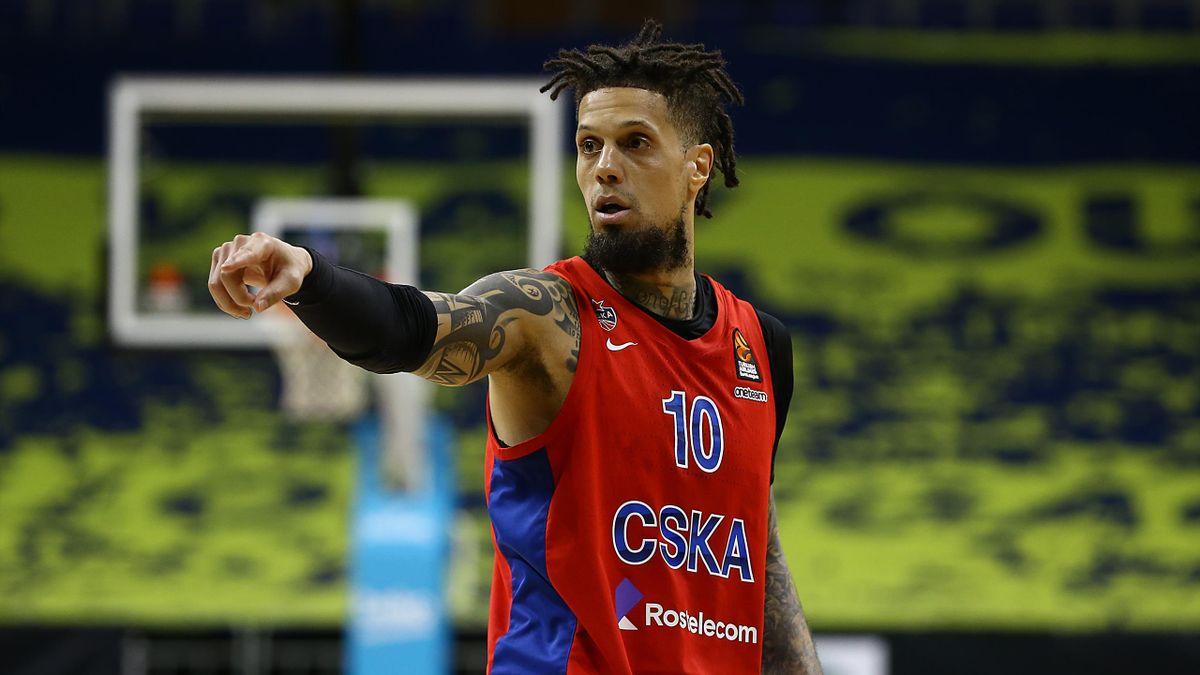 Daniel Hackett, CSKA Mosca, Eurolega 2020-21