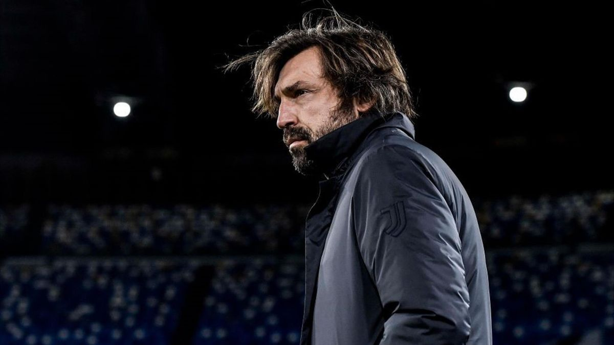 Andrea Pirlo - Napoli-Juventus - Serie A 2020/2021 - Getty Images
