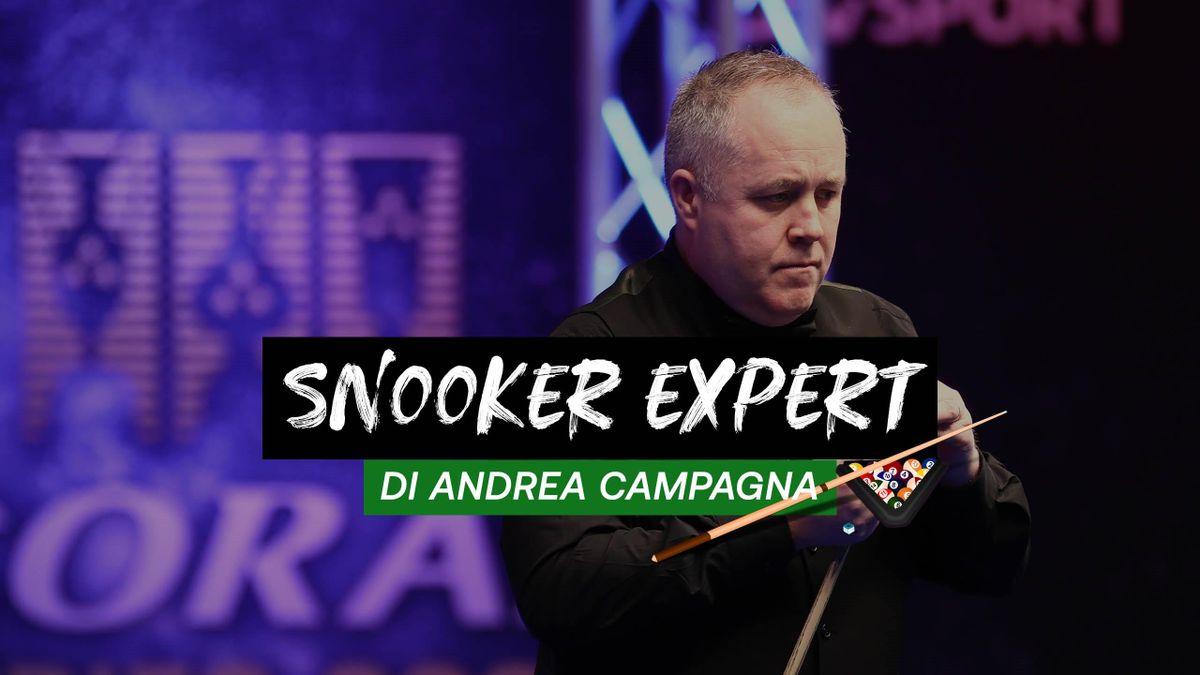 Snooker Expert John Higgins
