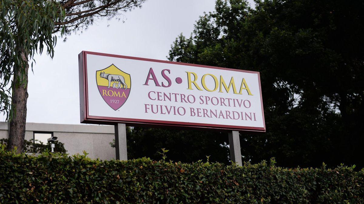 Il centro sportivo della Roma