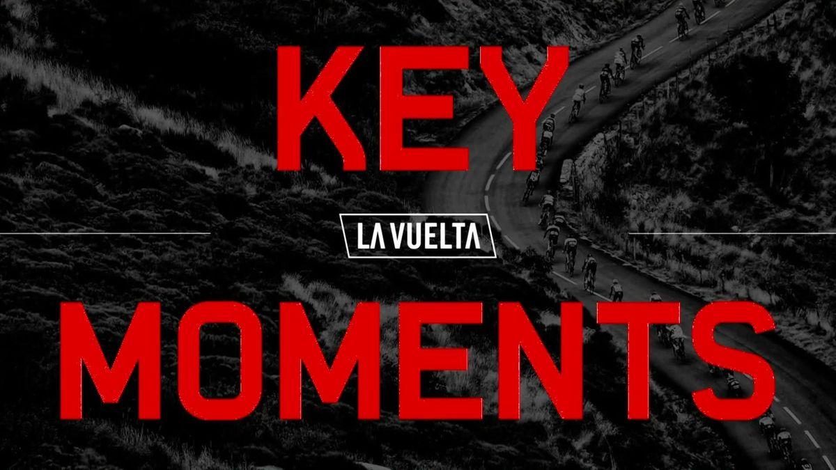 La Vuelta : Stage 15 Key Moments