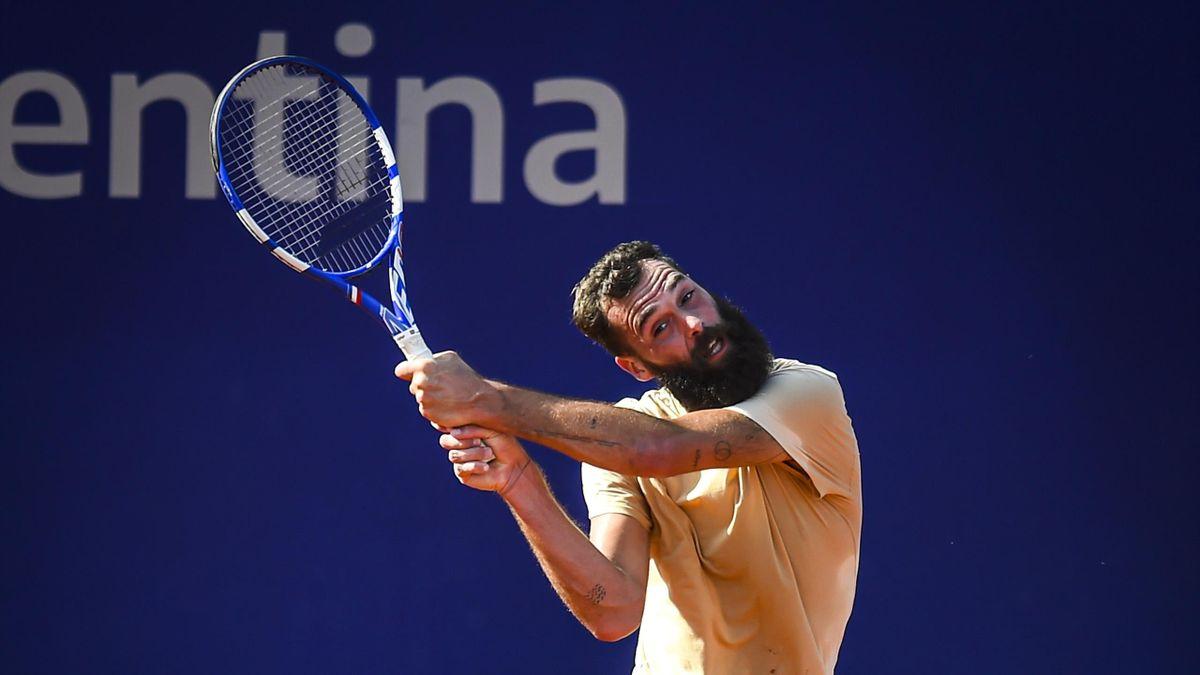 Benoit Paire - ATP Buenos Aires 2021