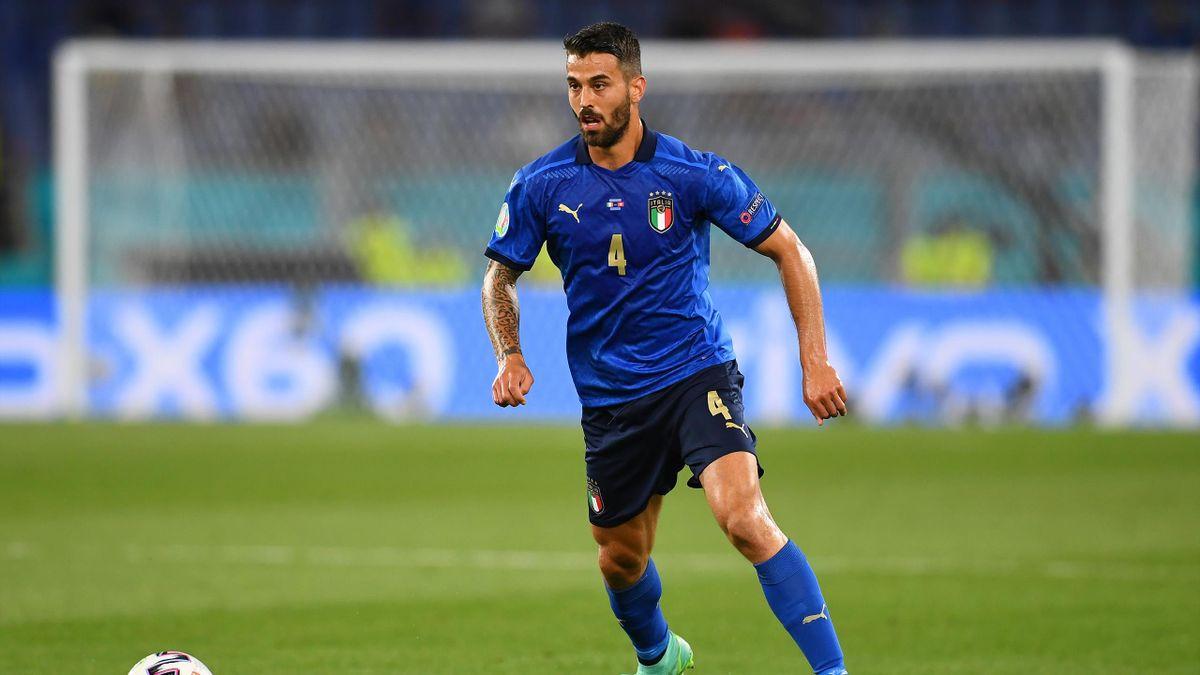 Euro 2020, Spinazzola: la rivelazione della Nazionale azzurra è anche il  giocatore più veloce del torneo - Eurosport