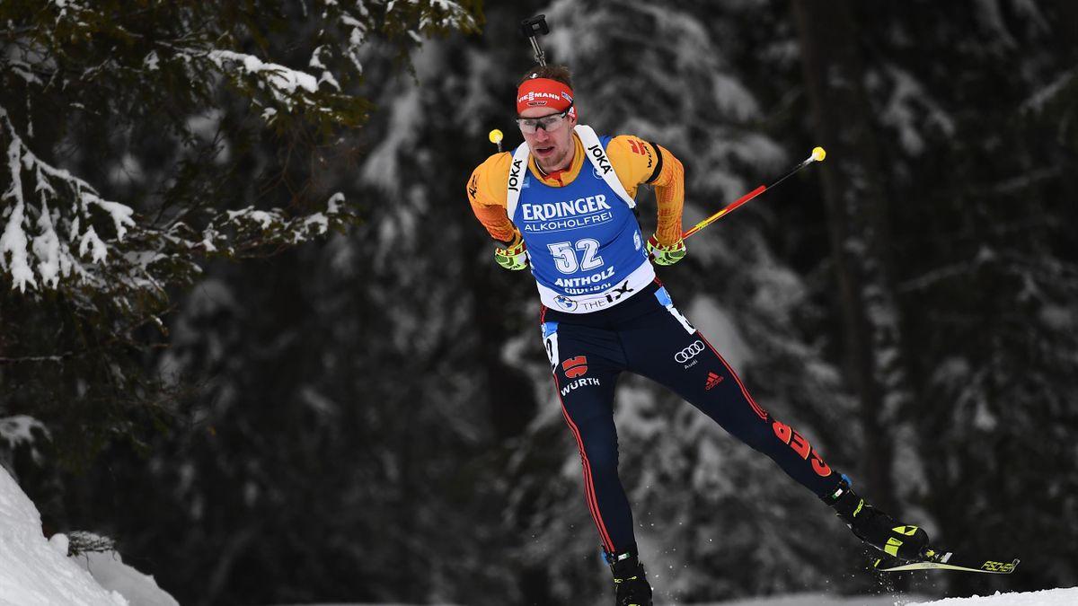 Johannes Kühn holt erste deutsche EM-Medaille