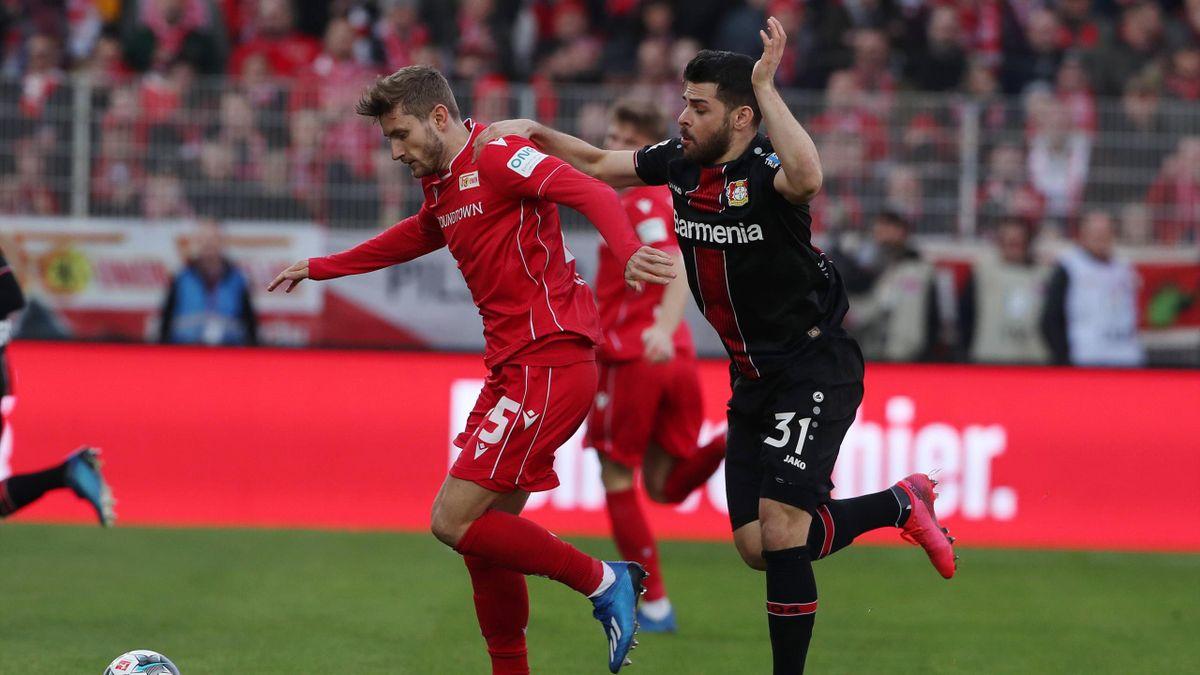 1. FC Union Berlin - Bayer 04 Leverkusen