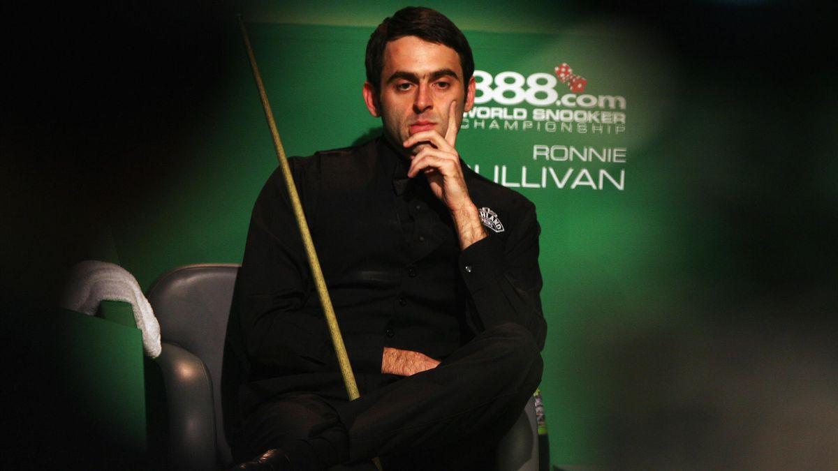 Ronnie O'Sullivan.