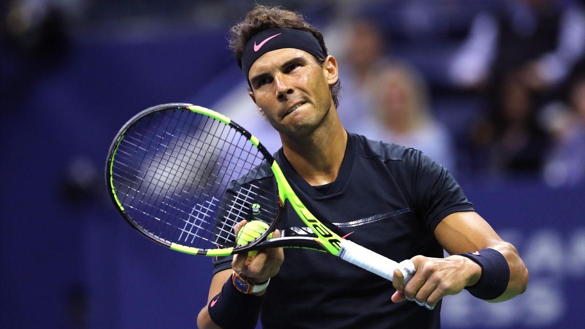 Rafael Nadal, US Open 2017