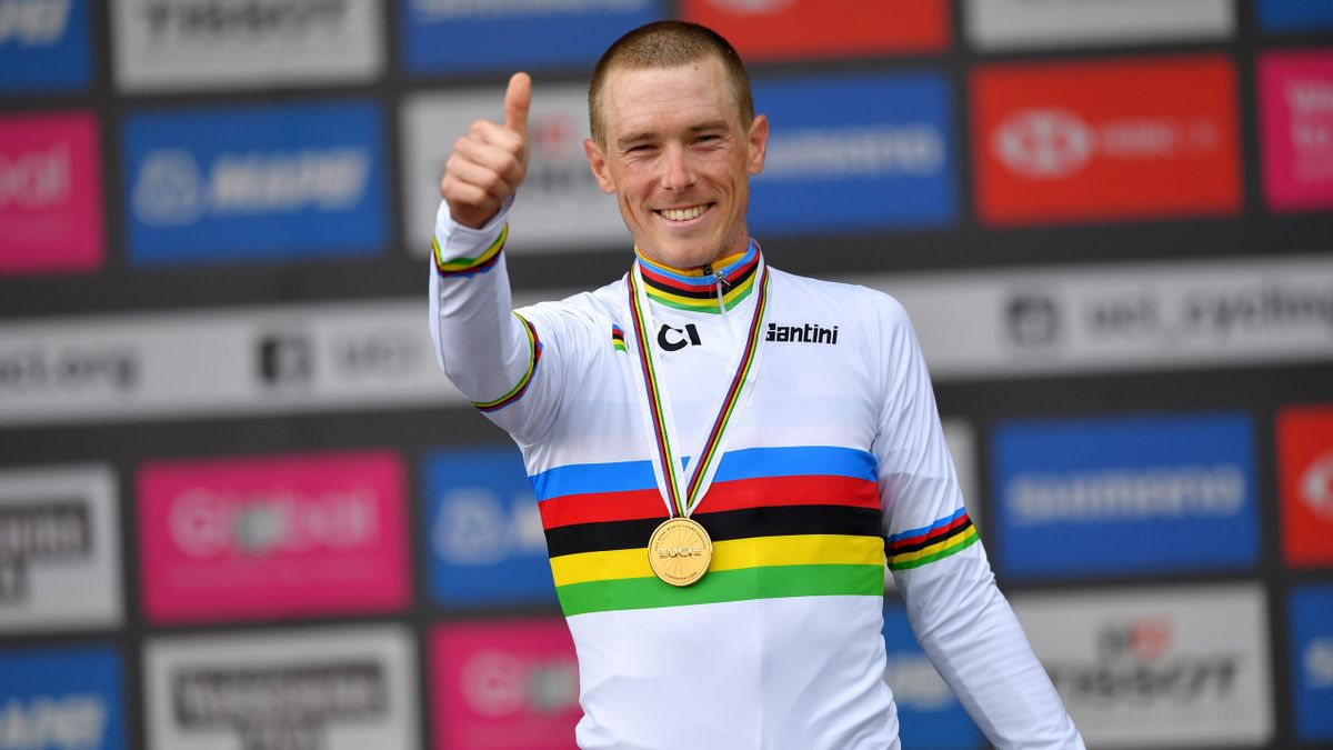 Rohan Dennis - 2019 time trial world Championship - Getty Images