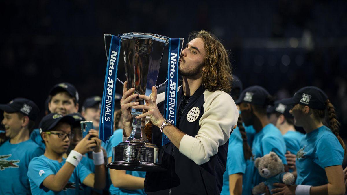 Tennis News Stefanos Tsitsipas Sets Sights On Atp No 1 Ranking Eurosport