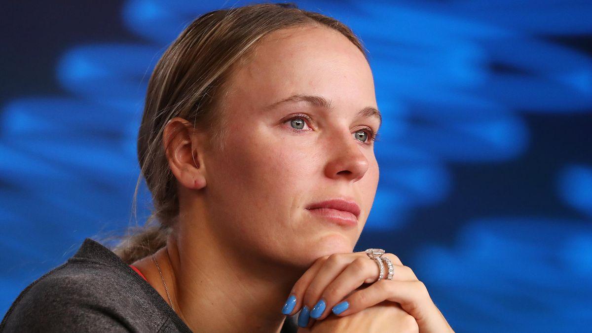 Caroline Wozniacki retired earlier this year