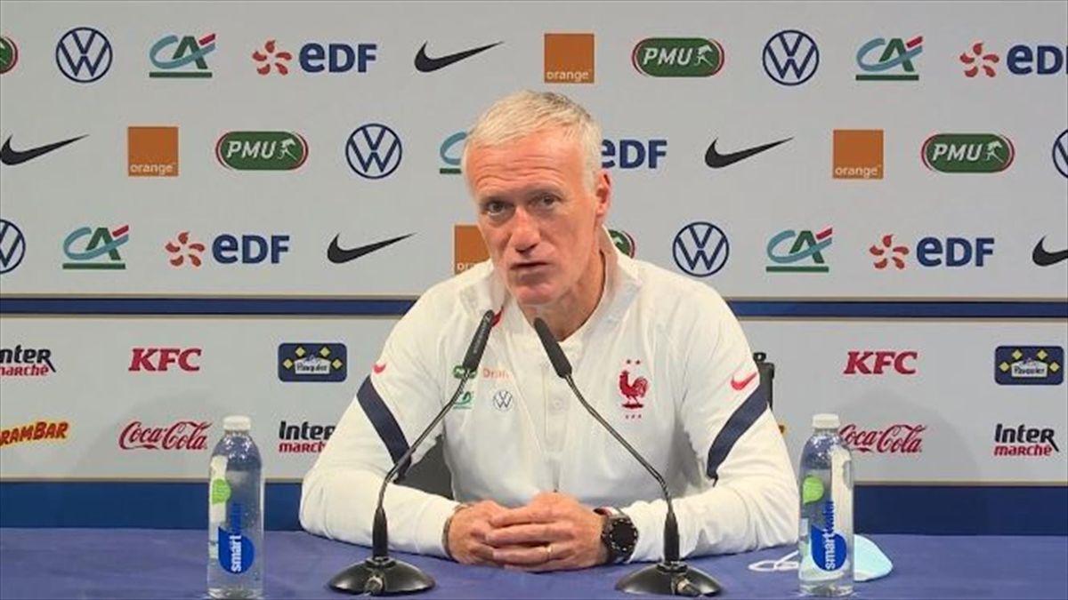 "Deschamps : ""Benzema a retrouvé ses marques"""