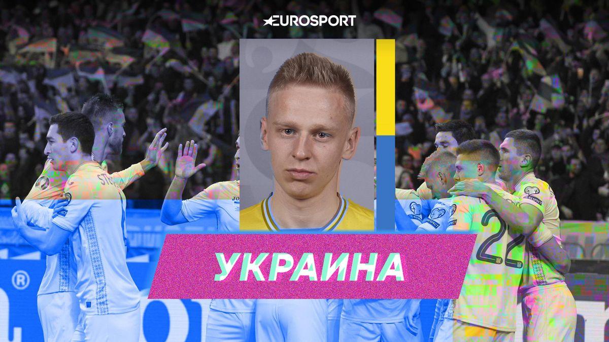 Профайл сборной Украины
