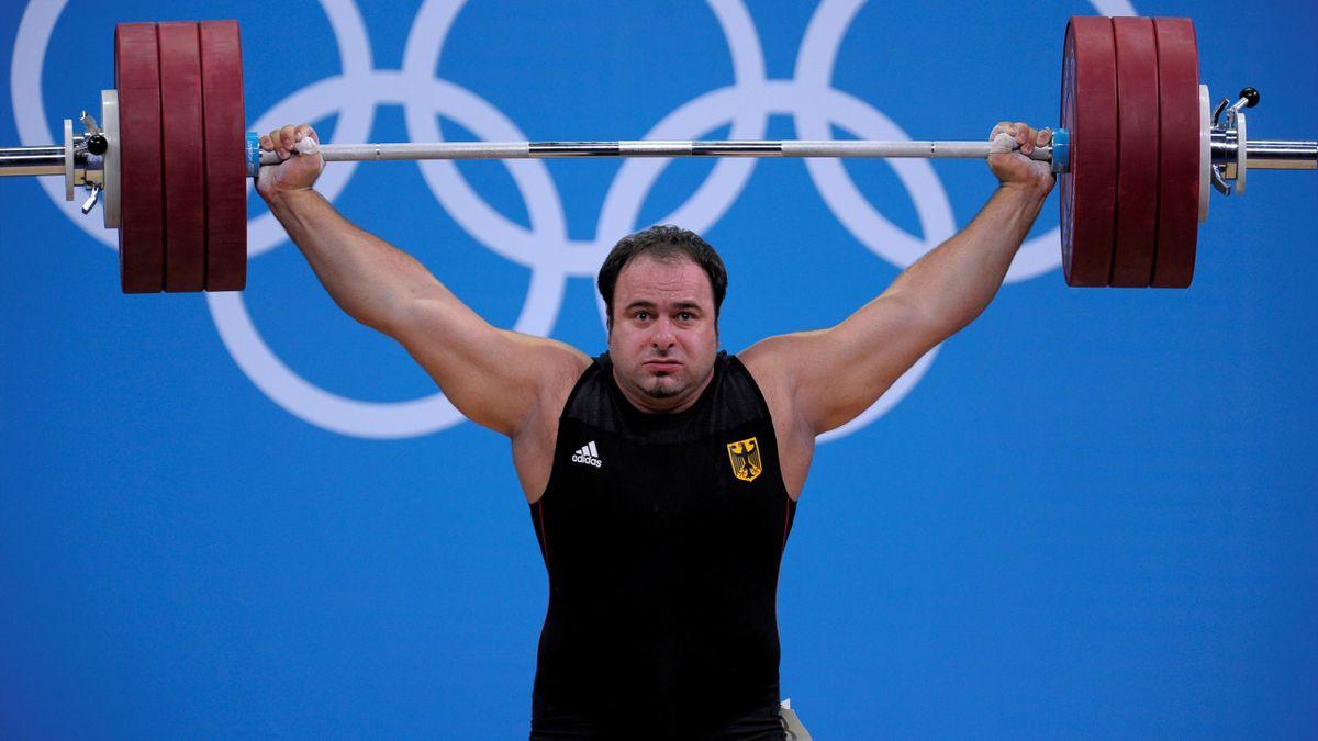 Almir Velagic beklagt Dopingproblematik im Gewichtheben