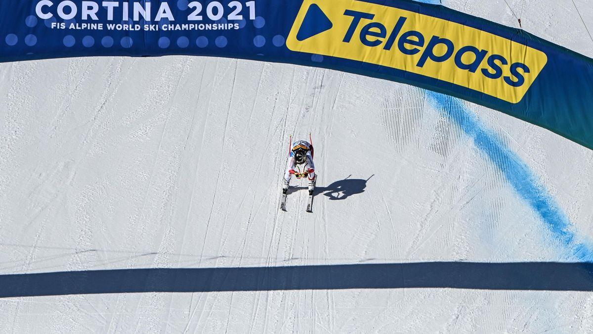 Lara Gut-Behrami vince il SuperG dei Mondiali di Cortina