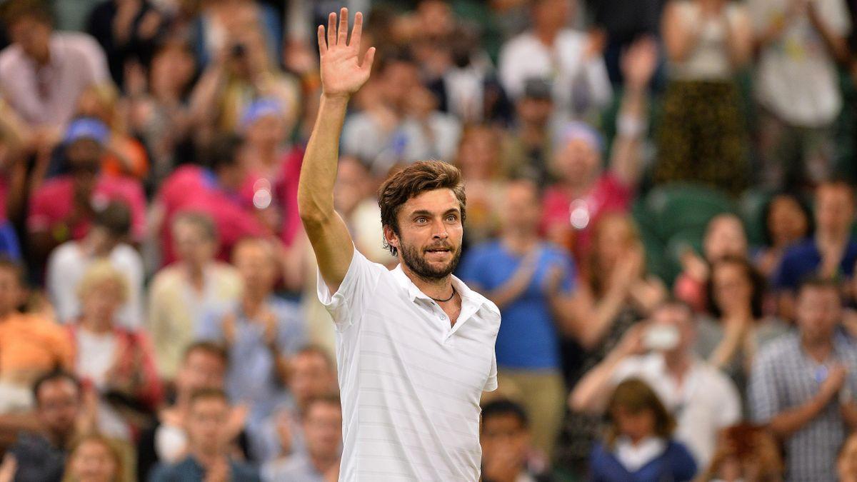 Gilles Simon - Wimbledon 2015