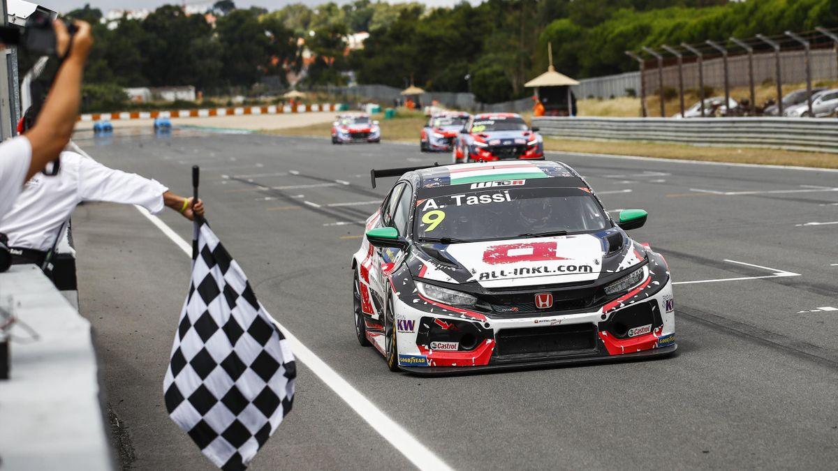 Tassi Attila győzelme Estorilban