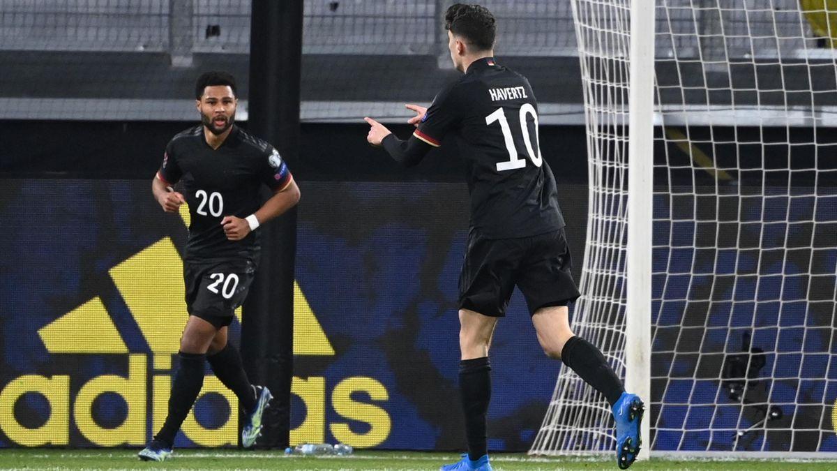Kai Havertz - Allemagne-Islande - Qualifications Coupe du monde 2022