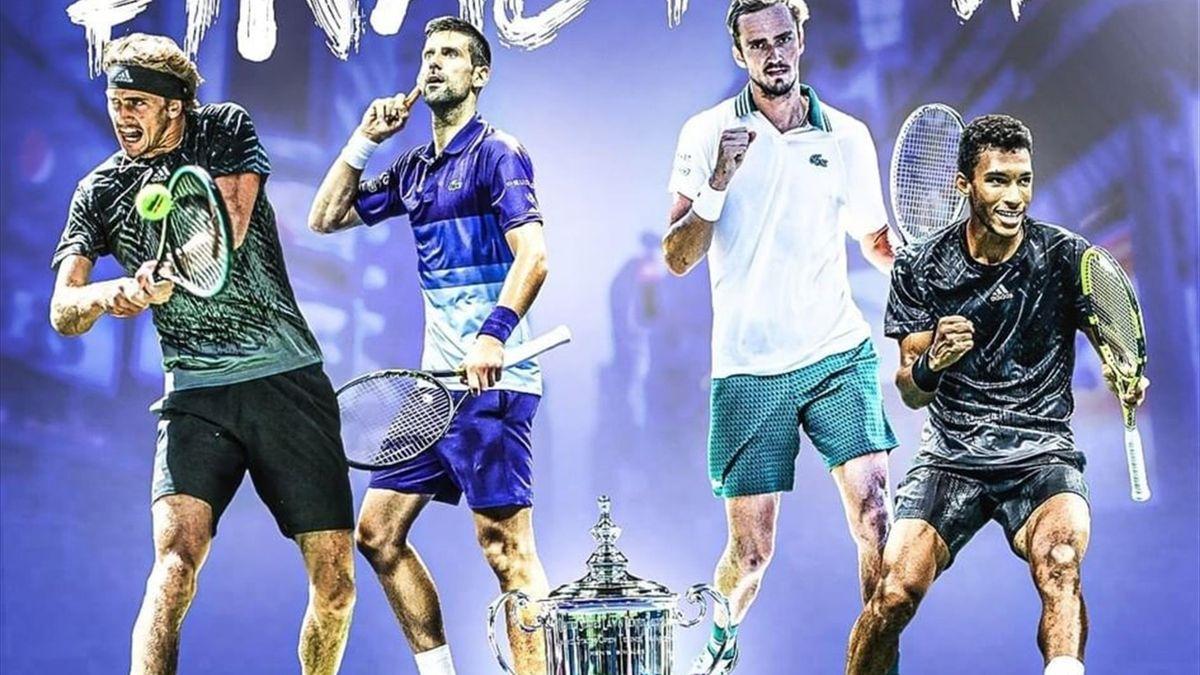 Final Four US Open