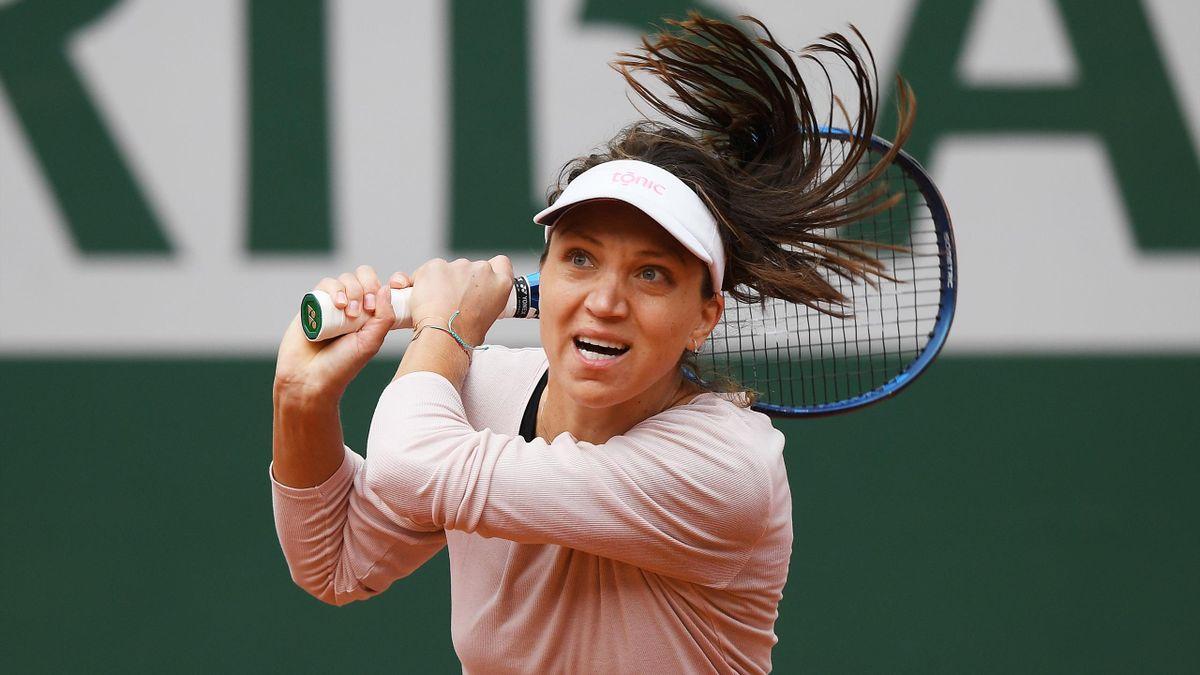 Patricia Țig, Roland Garros 2020