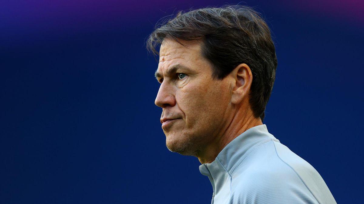 Rudi Garcia, le désormais ex-coach de l'Olympique Lyonnais