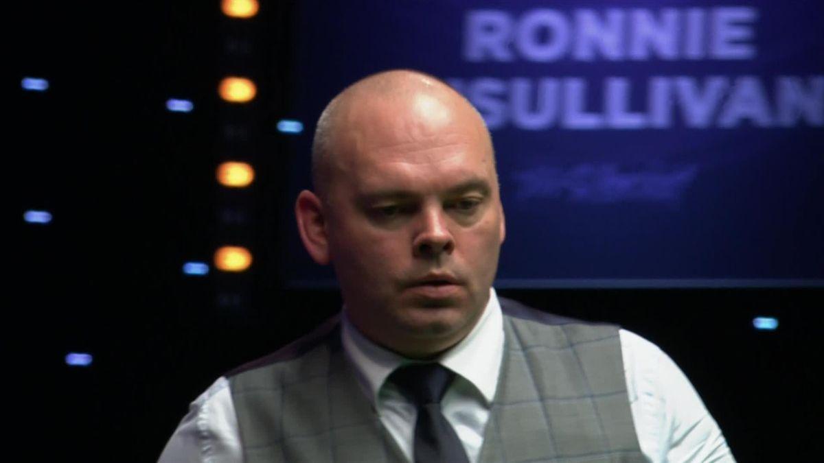 London Masters : Bingham wins the 10th frame against Yan (5-5)