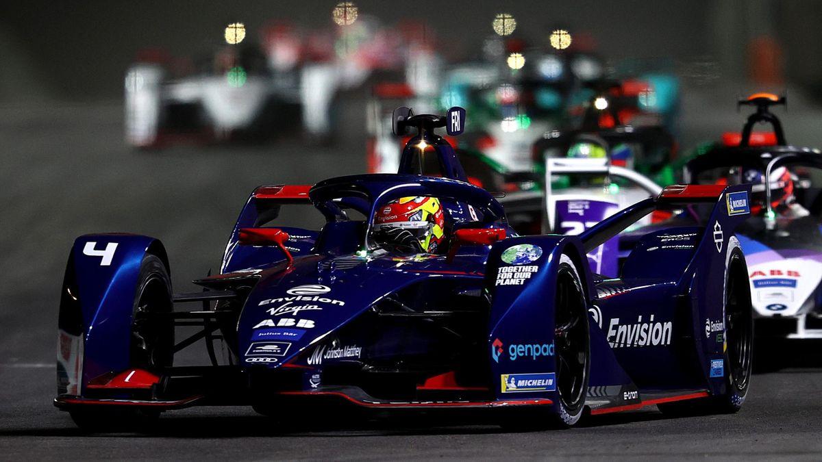 Die Formel E startet in Saudi-Arabien in die neue Saison