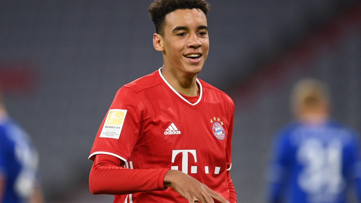 Musiala e gata să scrie istorie în tricoul lui Bayern