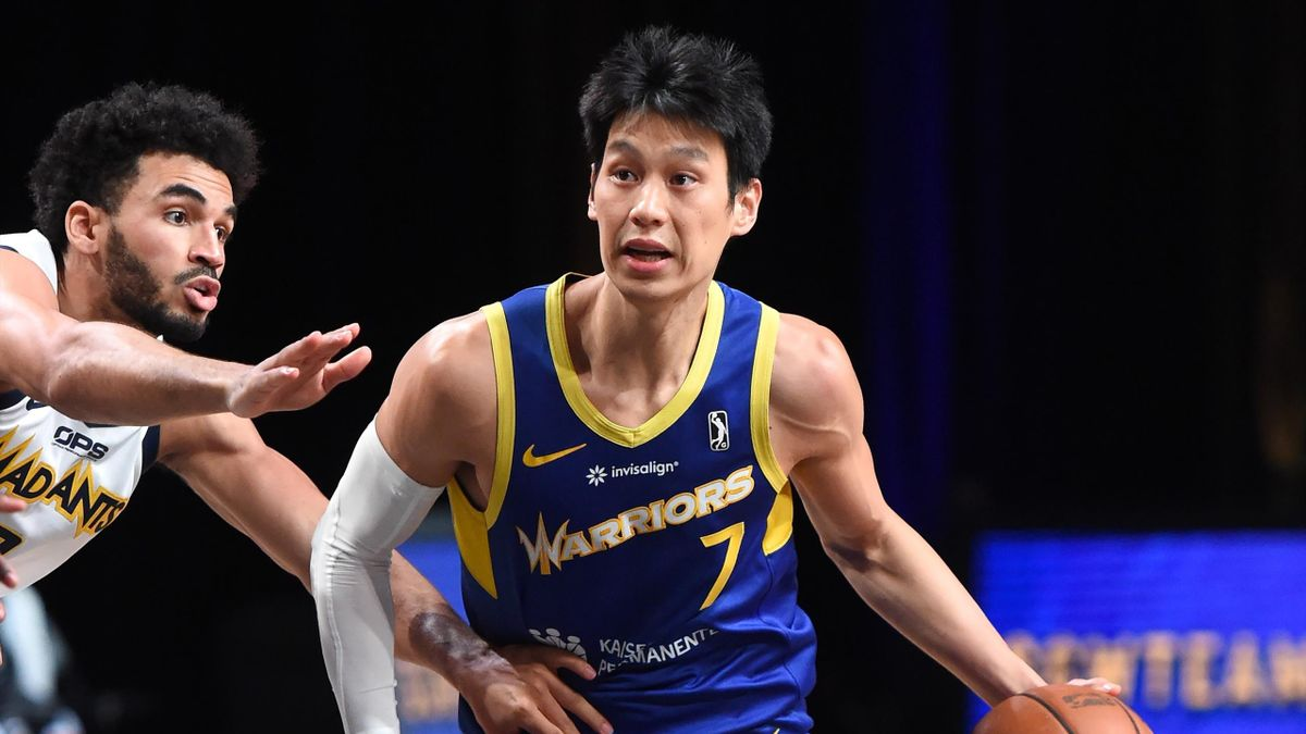 Jeremy Lin, Santa Cruz Warriors, NBA G-League 2021