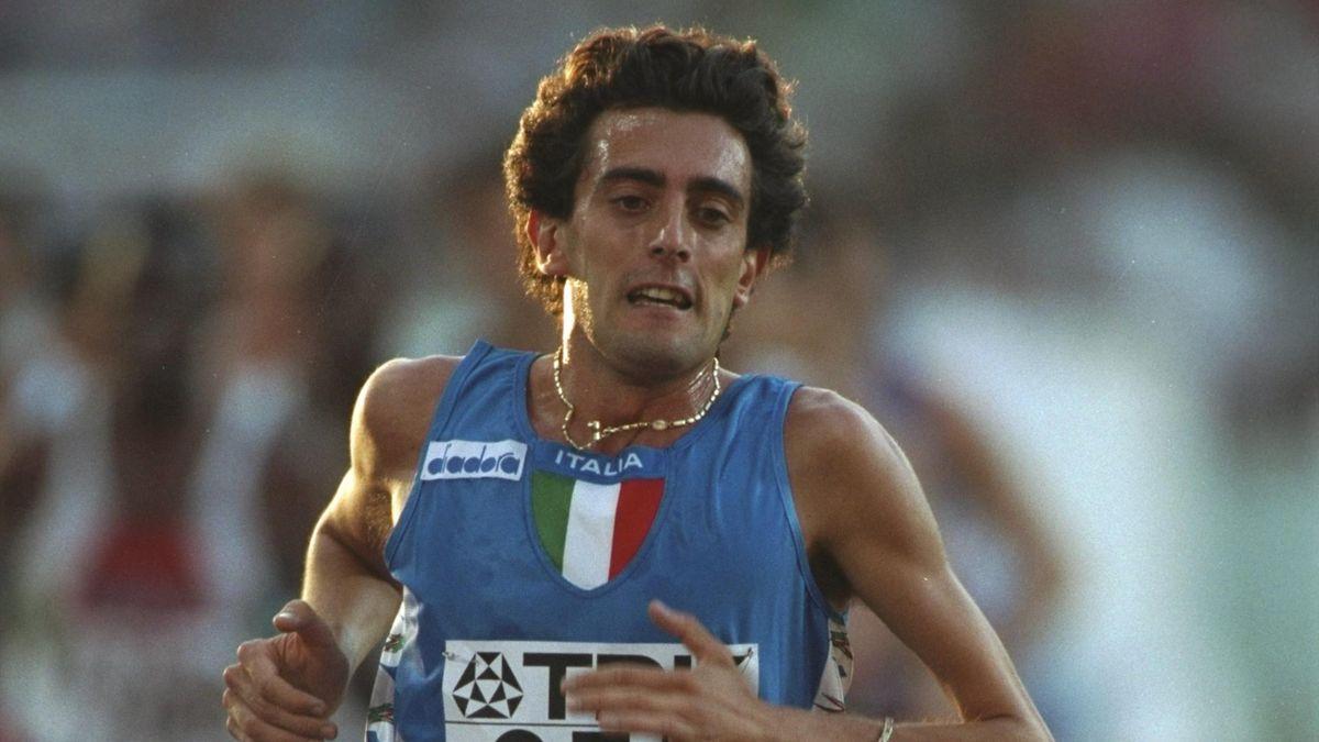 Salvatore Antibo, Atletica Leggera, Getty Images