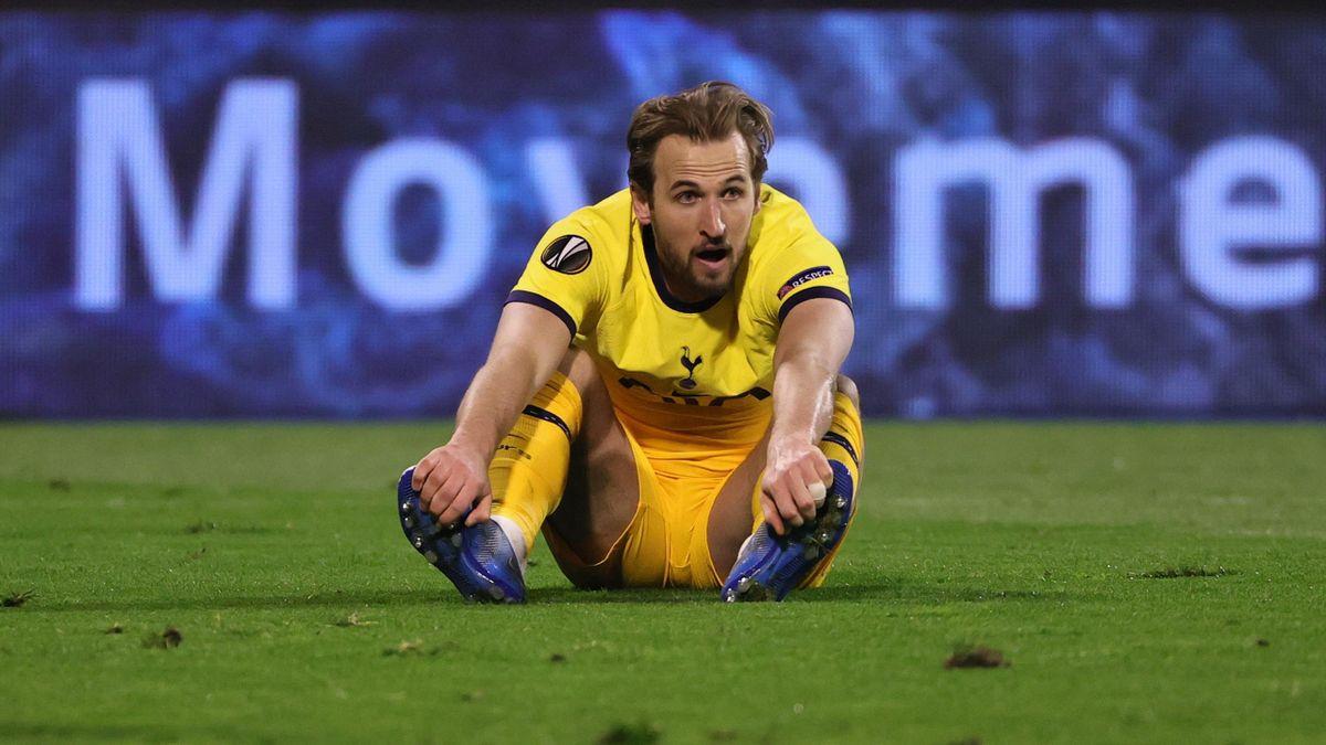 Harry Kane scheitert mit Tottenham Hotspur im Achtelfinale der Europa League