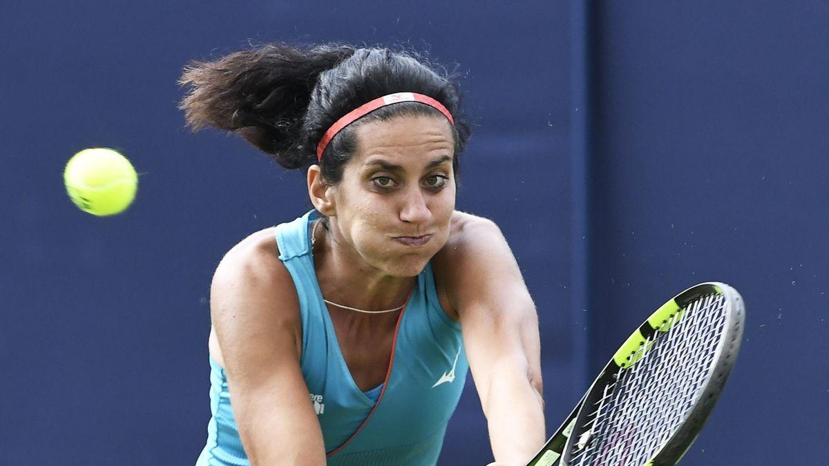 Martina Di Giuseppe   Tennis   ESP Player Feature