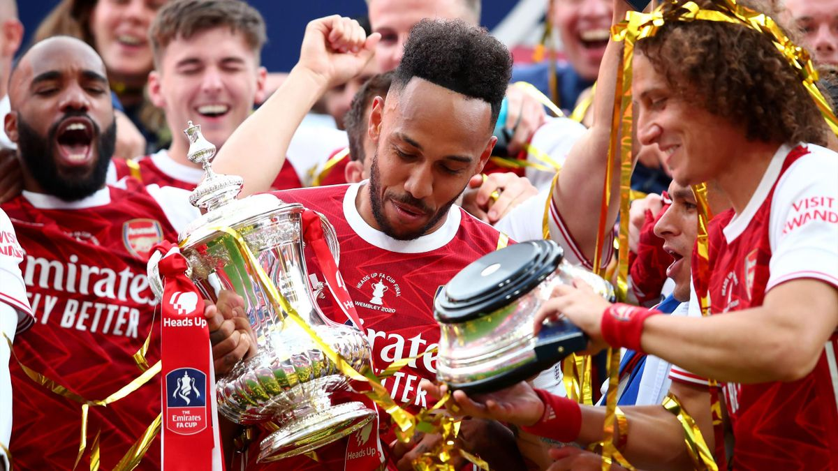 Arsenal won the 2020 FA Cup