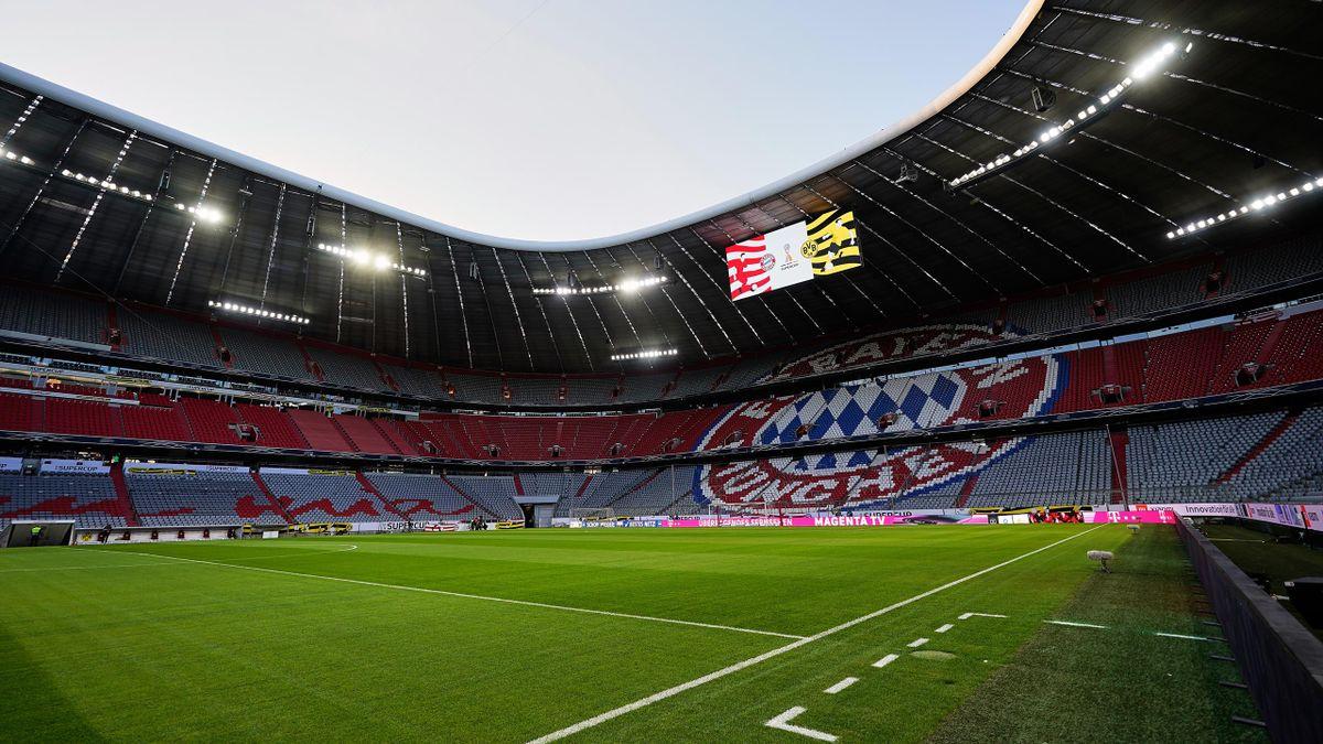 Die leeren Ränge in den Bundesliga-Stadien bleiben vorerst bestehen