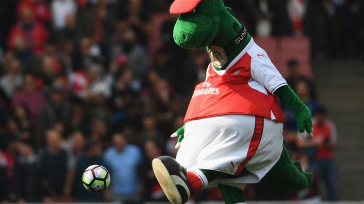 Arsenal-Dino Gunnersaurus