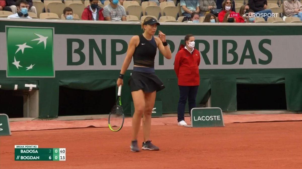 Paula Badosa (Roland-Garros 2021)