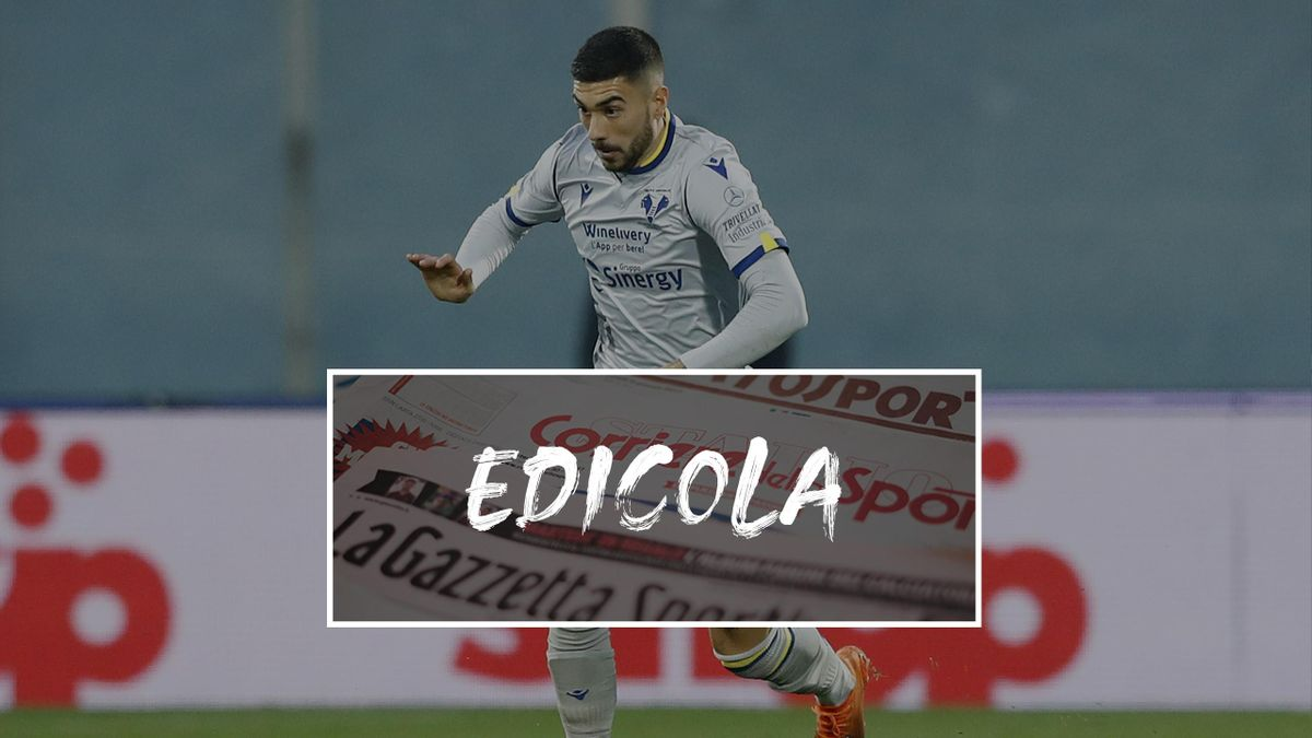 Edicola 04/01/2021