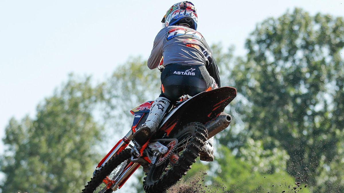 Jeffrey Herlings | Motocross | MX2 | Netherlands | 2021 | Rear | ESP Player Feature