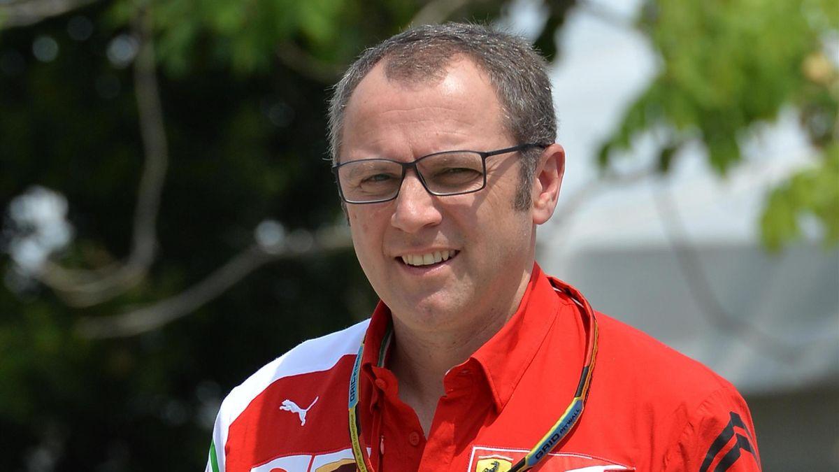 2014 GP de Malaisie Ferrari Domenicali